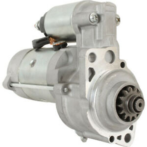 New Starter For Toro Lawn Equip 325d With K3d Mitsubishi Engine M2t56271 110947