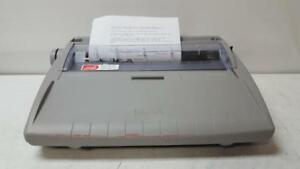Brother Sx 4000 Daisy Wheel Electronic Dictionary Typwriter With Cover