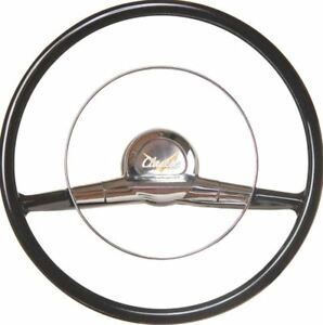 1957 Chevrolet Bel Air 150 210 Nomad Del Ray 15 Reproduction Steering Wheel
