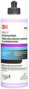 3m 39063 Perfect it Denibbing Polish 39063 16 Oz 473 Ml