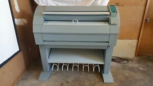 Oce 7055 Blueprint Large Document Wide Format Copier A3 To A0