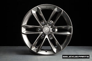Lexus Gx460 2012 2019 F Sport Wheels Set W Fsport Install Kit Oem Ptr56 60120