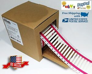 Heat Shrink Tube White 2000 Printable Wire Labels For 10 18 Awg 90mm X 29mm