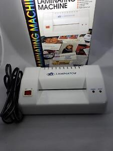 Royal Sovereign Laminating Machine Rpa 400 Cl With Laminating Pouches