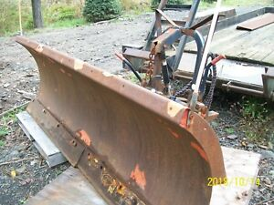 Curtis Snowplow 7 Ft 6 In