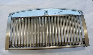 Rolls Royce Phantom Coupe Front Grille