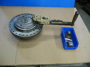 Diacro 1a Rotary Bender Misc Tooling vgc