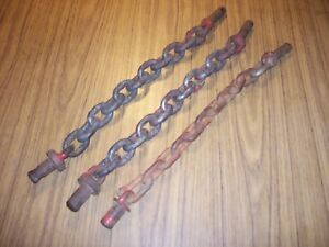 Case David Brown Ferguson Allis Chalmers Tractor Sway Chains