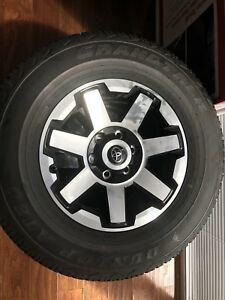 Toyota 4runner Trd Off Road Rims And Tires