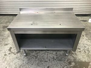 Tabco 36 X 20 Mixer Stand Stainless Steel Cabinet 8965 Work Top Equipment Nsf