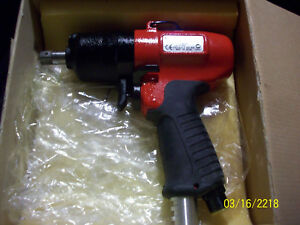 new Snap On Sioux Tools Pneumatic air 3 8 Impact Wrench Spw 660 4