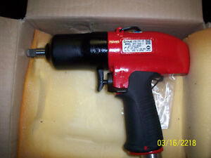 new snap On Sioux Tools Pneumatic air 3 8 Impact Wrench Spt 550 1