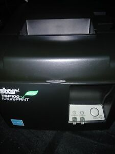 Star Micronics Tsp100 Tsp143eco Thermal Pos Receipt Printer Wfreepower usbcables