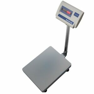 New Lcd 310kg 10g Small Scale Industries Weighing Scale Shipping Scale Stable