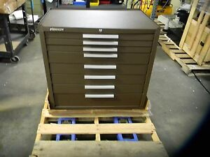 Kennedy 8 Drawer Steel Roller Cabinet 34 X 40 X 20 1400 Lb Cap 348xb Parts