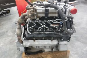 Nissan Titan Xd 5 0l V8 Cummins Diesel Engine Vin B 4th Digit 16 17 2k Miles