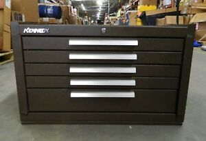 Kennedy Tool Chest 5 Drawer 27 Wide 18 Deep 16 5 8 High 285b Parts repair