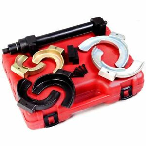 High Quality Fork Strut Coil Spring Compressor Interchangeable Extractor Tools