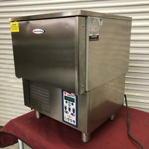 Blast Chiller Shock Freezer Hurrichill American Panel Ap3bcf30 1 9016 Nsf Food
