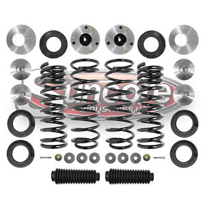 2003 2012 Range Rover L322 Air To Coil Spring Suspension Conversion Kit