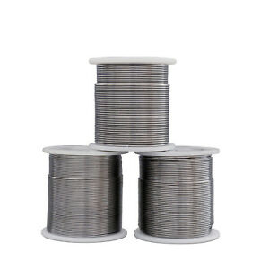 900g 50 50 Tin Lead Solder Wire 0 8mm 1mm 1 2mm 1 5mm 2 3mm Rosin Core No clean