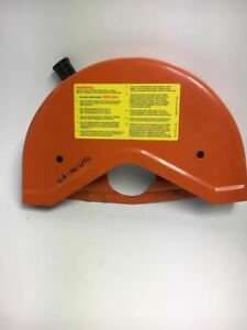 New Oem 12 Stihl Concrete Cut off Saw Guard Ts 350 350ave 360 400 460 510 760