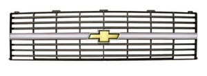 1983 1984 Chevy C10 Pickup Truck Complete Grille Assembly new Reproduction