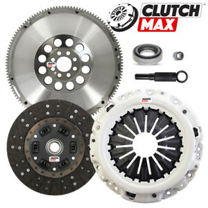 Cm Stage 2 Hd Clutch Kit Chromoly Flywheel For 03 06 Nissan 350z Infiniti G35
