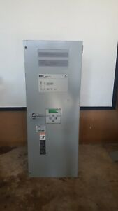 Asco 4000 Series Automatic Transfer Switch 100 Amp 208 Volt
