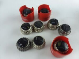 Lot 9 Ibm Selectric I Ii Typewriter Heads