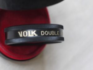 Genuine Volk 20d Double Aspheric Lens 20 D Lens mint Made In Usa