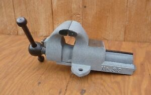 Parker Bench Vise 3 1 2 Jaws No 33