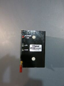 Oilgear 24 Volt Power Supply L404715 001 Nos 7 Available