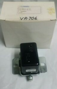 Usa Transpo C8010 Voltage Regulator Chrysler Vr 706 12v Nos Usa