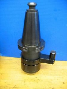 Renishaw Mp 3 W cat 50 Shank Checked Out It Works Cnc Milling