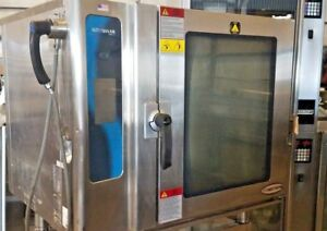 Mfg 2014 Alto Shaam Combi Oven Convection And Steamer In One Model 7 14 Esi