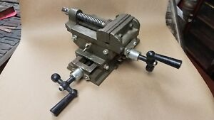 Jacobs Cross Slide Machinist Vise