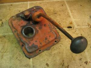Ford 851 Powermaster Diesel Tractor 800 4 Speed Transmission Shifter