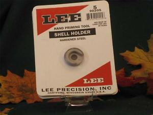 90205 Lee #5 Shell Holder For Hand Held Priming Tool