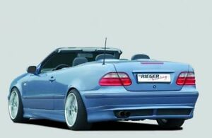 1998 2003 Rieger Clk W208 Convertible Coupe Left And Right Side Skirts R71003 04