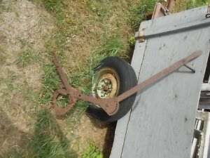 Farmall John Deere Tractor Hill Side Hitch Assembly Ihc H M Sm Smta Hitch