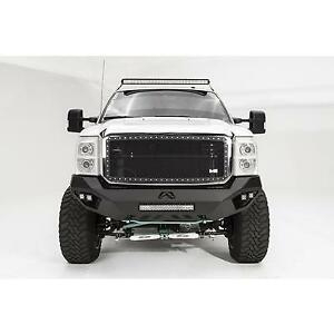 Fab Fours Vengeance Bumper With No Guard Black Fs11 V2551 1