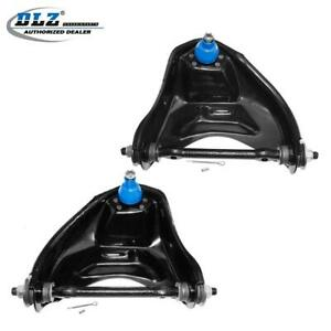 2wd Front Upper Control Arm Ball Joint Pair For 1983 2005 S10 Blazer S15 Jimmy