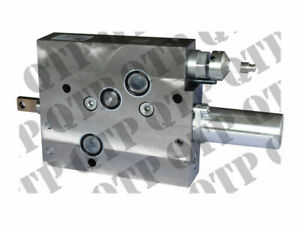 Made To Fit Ford New Holland 5195165 Hydraulic Valve Section New Holland Tm T7 T