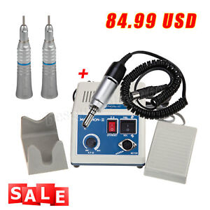Dental Lab Marathon Electric Micro Motor Straight Slow Low Speed Handpiece Nn3