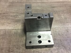 Nice Suburban 6 X 4 X 4 Tool Compound Angle Plate Cap 46