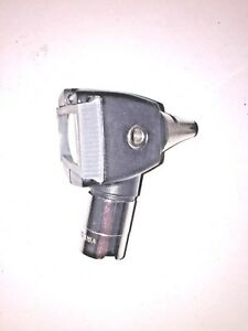Welch Allyn Otoscope Head 25020 With New Bulb