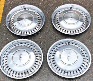 Hubcaps Wheel Covers Caps F85 88 98 Cutlass Jetstar Starfire Dynamic Vintage