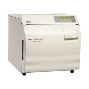 Ritter Midmark M11 Autoclave Ultraclave Automatic Sterilizer Sanitizer