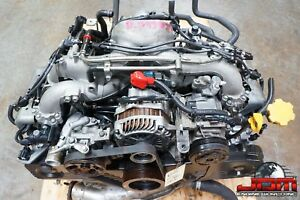 Jdm Subaru Impreza Forester Legacy 1999 2004 Ej20 Sohc Replacement Ej25 Engine